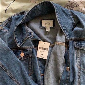 Forever 21 BRAND NEW Denim Jacket